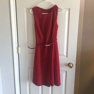 Brand new!! White House Black Market Red Dress